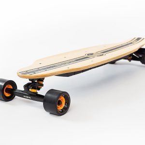 Bamboo one från evolve skateboards